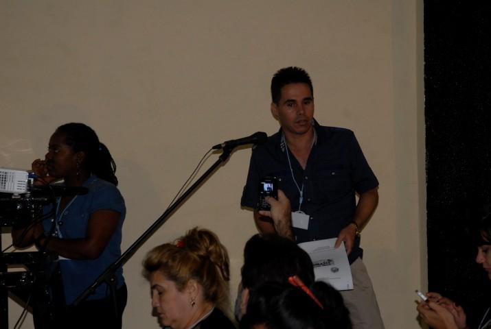 Delegación de Ciego de Ávila (Foto: Reidel Gallo).