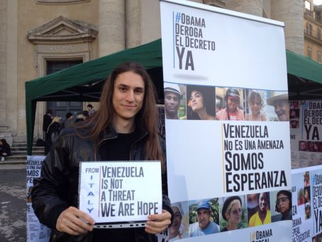 Obama no tiene otra salida que derogar el decreto, ante las demandas internacionales y dentro de Venezuela.