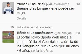 Yulieski Gurriel