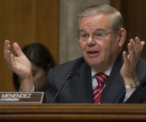 El Departamento de Justicia presentó cargos por corrupción contra el influyente senador demócrata Robert Menéndez.