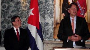 En el encuentro ambas partes se congratularon por el positivo estado de las relaciones bilaterales.