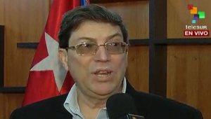 El canciller cubano fue recibido por varias de las principales autoridades gubernamentales de las naciones visitadas.
