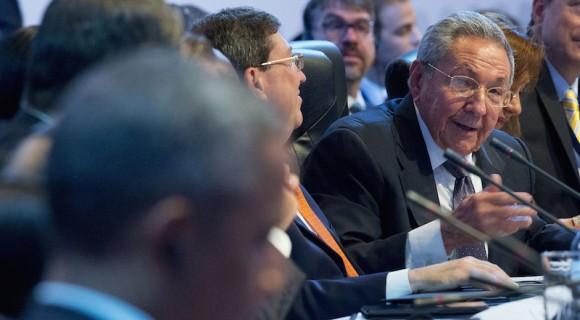 Raul Castro Panama