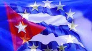 Cayo Lara consideró necesario que la UE abandone su política de respaldo a la política estadounidense de bloqueo.