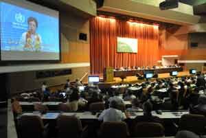 Cerca de dos mil delegados participan en la Convención y Feria Internacional Salud para Todos.