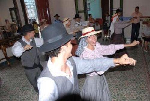 cultura, sancti spiritus, danza