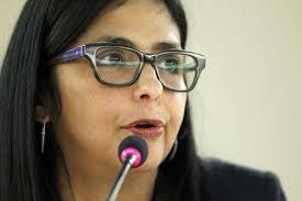 Las autoridades españolas deben ceñirse al estricto apego al Derecho Internacional, reiteró la canciller venezolana.