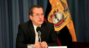 Los cancilleres de la Celac se reunirán el 5 de mayo próximo para aprobar la agenda del bloque regional hasta 2020, anunció Patiño.