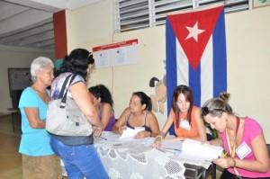 Este domingo más de 33 000 electores están convocados de nuevo a las urnas.