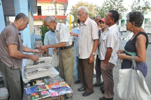 venta de periódicos sancti spiritus