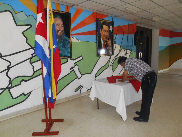 Sancti Spíritus, venezuela, cuba, nicolas maduro, estados unidos