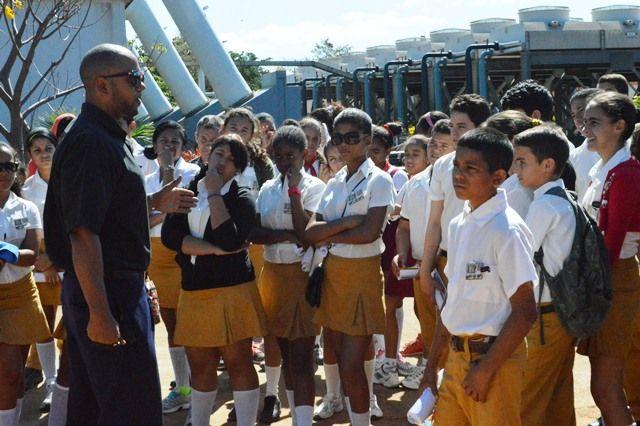 educacion, formacion vocacional, empresa electrica, trinidad