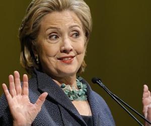 Dueña de muchos ex, la Clinton, de 67 años, fue primera dama, senadora por Nueva York y secretaria de Estado.