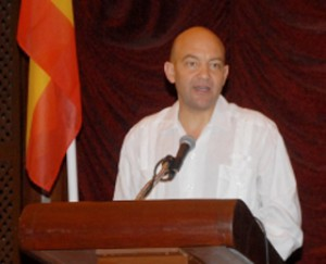 Jaime García-Legaz mencionó que varios proyectos españoles están en proceso para establecerse en la Zona Especial de Desarrollo Mariel.