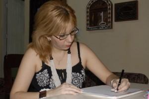 Liudmila Quincoses, promotora principal de esta iniciativa que ya celebra sus 15 años.