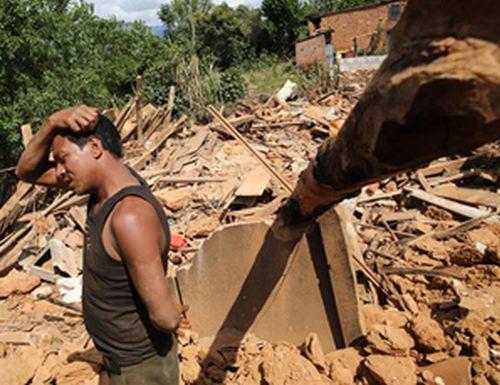 nepal, terremoto, la india
