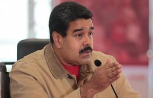 Ahora estamos construyendo la gran victoria en la calle, aseguró Maduro.