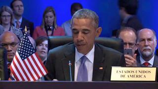 El cambio de política representa un punto de inflexión en la política para toda la región, aseguró Obama.