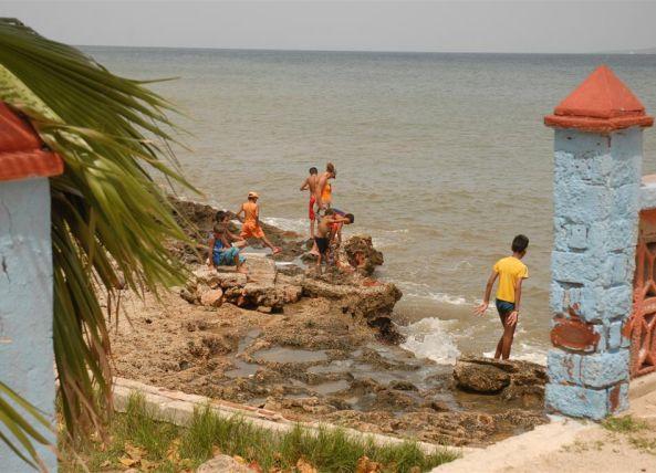 sancti spiritus, citma, pez leon, trinidad, playa la boca