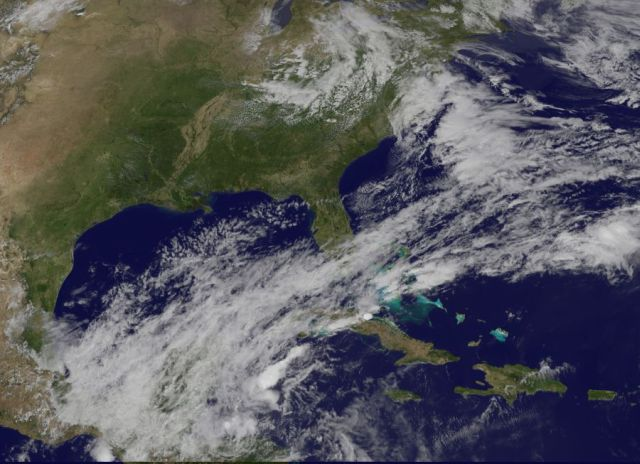 sancti spiritus, lluvias, pronostico del tiempo, primero de mayo, meteorologia
