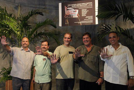 cuba, los cinco, heroes cubano, gerardo hernadez, ramon labañino, antonio guerrero, fernando gonzalez, rene gonzalez
