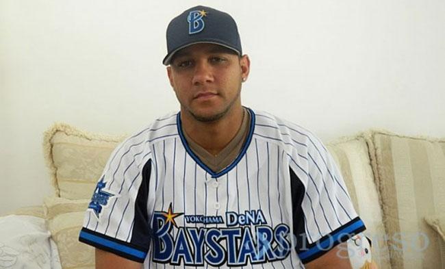 Gourriel debía llegar en Japón a finales de marzo, tras la conclusión de la temporada nacional de Cuba.