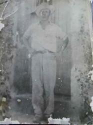Celestino Rivero Darias, campesino asesinado en julio de 1961