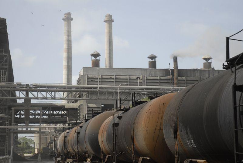 La Fábrica de Siguaney es la única en Cuba que elabora cemento blanco.