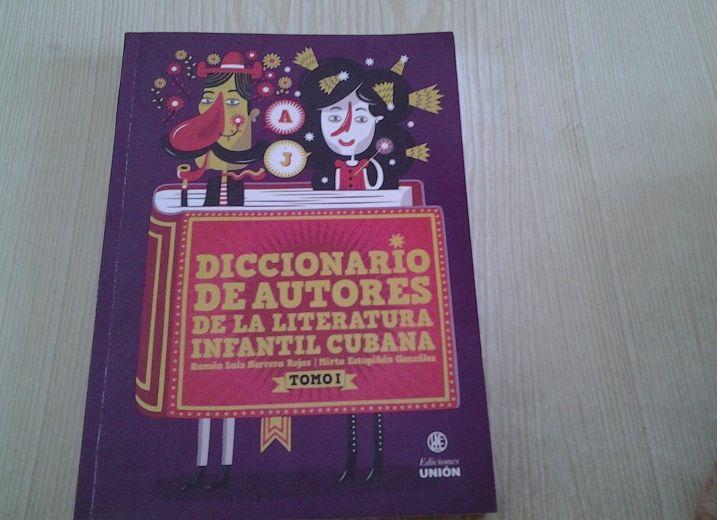 sancti spiritus, cultura, literatura infanto juvenil, diccionario