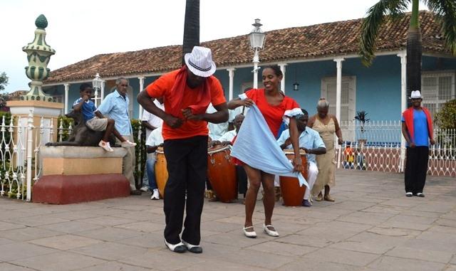 sancti spiritus, trinidad, artes plasticas