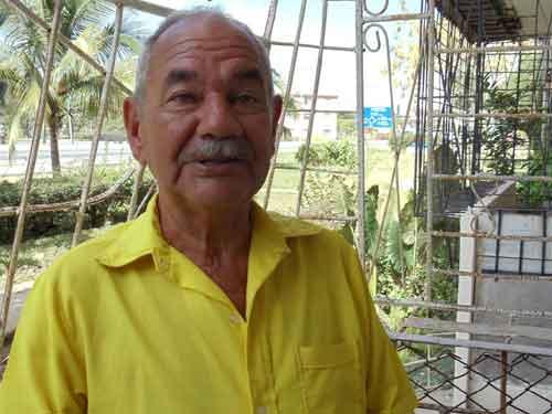 Ramón Donato García prefiere olvidar aquellas horas de espanto