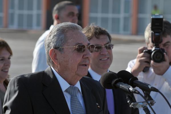 Cuba, raul castro, francia, estados unidos, relaciones cuba-estados unidos