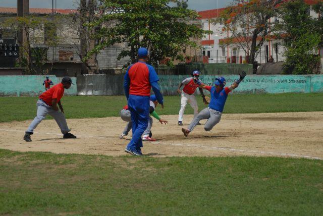 beisbol, serie provincial, sancti spiritus, trinidad
