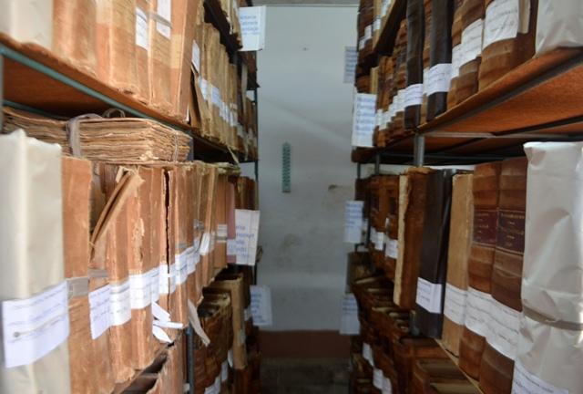 trinidad, patrimonio, archivo historico municipal de trinidad
