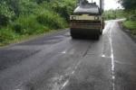 A inicios de 2013 debe quedar concluida la pavimentación del tramo entre Topes y los límites Villa Clara-Sancti Spíritus.