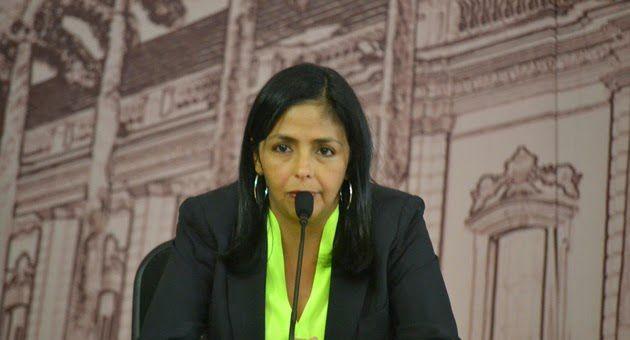 Delcy Rodríguez destacó que Venezuela está en el centro de la nueva reconfiguración geopolítica mundial.