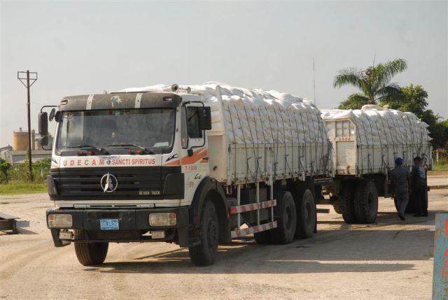 sancti spiritus, transporte, economia cubana, Unidad Empresarial de Base Sancti Spíritus ,