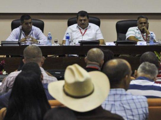 cuba, congreso de la anap, anap, campersinos cubanos, produccion de alimentos