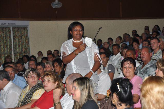 sancti spiritus, asamblea municipal del poder popular, elecciones en cuba, elecciones parciales en cuba