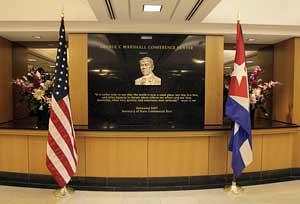 Este 21 de mayo tendrá lugar la tercera ronda de conversaciones sobre restablecimiento de relaciones diplomáticas.