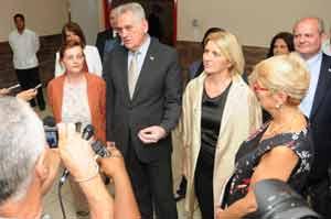 Nikolić recalcó que la mayor de las Antillas goza de su independencia y soberanía, al tiempo que calificó de excelentes las relaciones bilaterales.