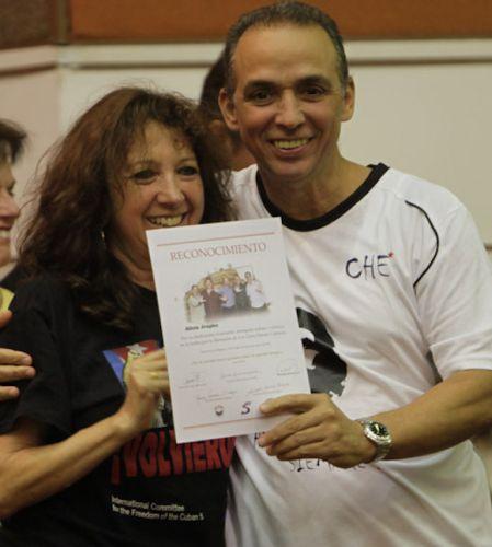 cuba, los cinco, heroes cubanos, solidaridad con cuba, ctc