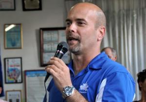 Nos vamos contentos y convencidos de que esta nación continuará su lucha, aseguró Gerardo.