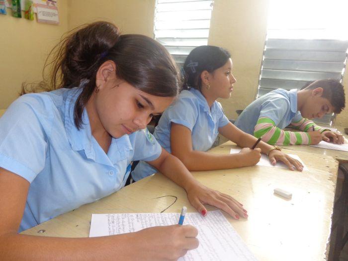 educacion superior, universidad, pruebas de ingreso, ministerio de educacion superior, mes, sancti spiritus, cuba