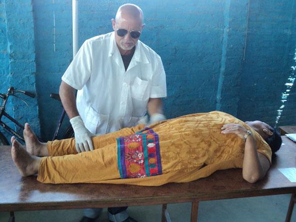 cuba, nepal, terremoto en nepal, medicos cubanos