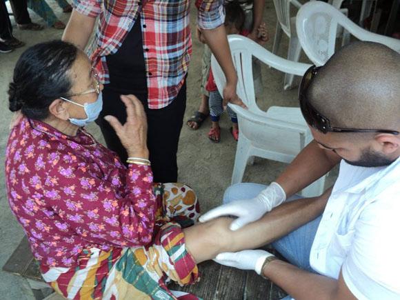 cuba, medicos cubanos, nepal, terremoto en nepal