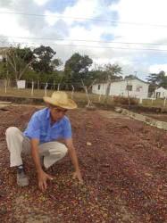 La cooperativa se dedica fundamentalmente al cultivo del café.