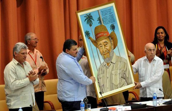 cuba, campesinos cubanos, anapa, congreso de la anap, raul castro, fidel castro