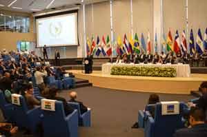 El Parlatino desarrolla en Pasnamá su XXX Asamblea Ordinaria.