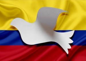 Muchos colombianos abogan por una solución concertada al conflicto armado que castiga al país.